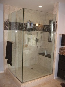 Duschkabine Glas